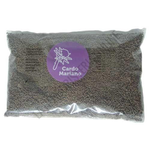Cardo Mariano semilla compacta Ecológico Superfoods Energy Fruits 1 kg. -