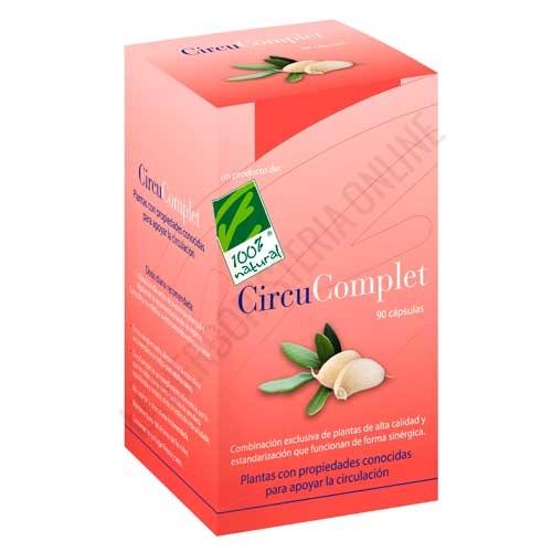 Circucomplet Circulación y Piernas 100% Natural 90 cápsulas