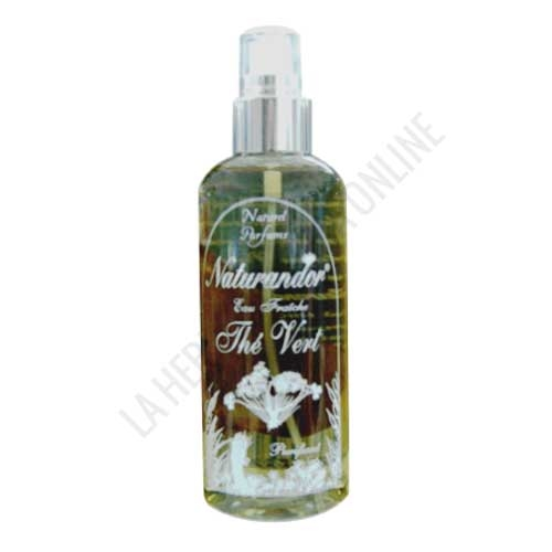 Colonia Agua Fresca Té Verde Naturandor 220 ml. spray