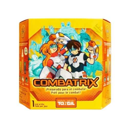 Combatrix Infantil Tongil - Combatrix Infantil Tongil es una combinación completa (própolis, polen, jalea real, vitaminas, minerales, etc.) que aporta a los más pequeños la protección y vitalidad que necesitan.