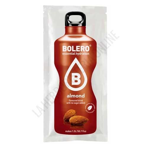 Bebida refrescante sin azúcar baja en calorías Bolero Almendra amarga 9 gr. (equivale a 1,5 l.)
