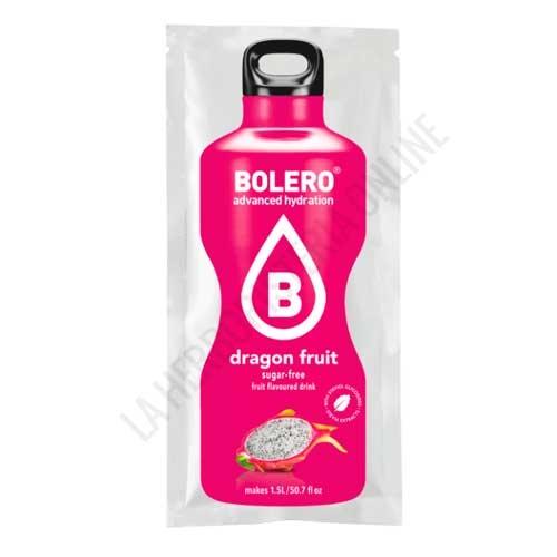 Bebida refrescante sin azúcar baja en calorías Bolero sabor Dragon Fruit 9 gr. (equivale a 1,5 l.)