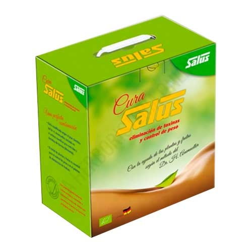 Cura Salus del Dr. Anemueller Pack Schoenenberger 8 frascos + semillas + guía - La Cura Cura Salus del Dr. Anemueller (a base de alcachofa, ortiga, patata, zumos FasToFit y TopVital así como semillas NatuPur) fue diseñada por el doctor alemán H. Anemueller como método natural para limpiar el organismo de toxinas acumuladas por la metabolización de los alimentos que diariamente ingerimos.