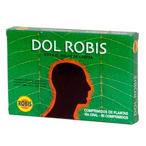 DolRobis Robis 60 comprimidos