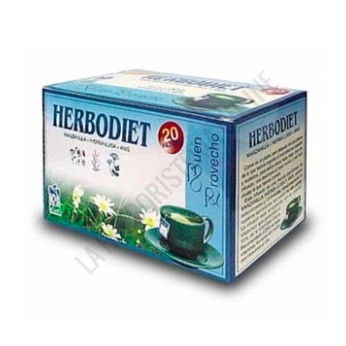 Herbodiet Buen Provecho infusión digestiva Novadiet 20 infusiones