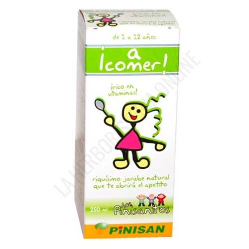 A comer infantil Pinisan 250 ml. -
