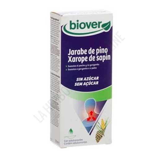Jarabe de Pino sin azúcar Biover 150 ml. -