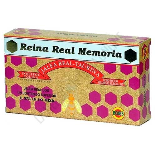 OFERTA Reina Real Memoria Jalea Real Robis 20 ampollas