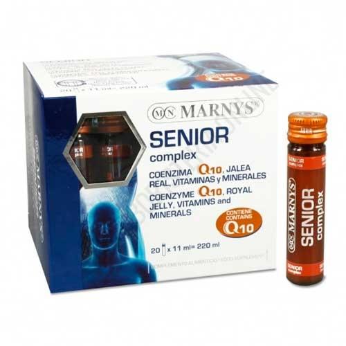 Senior Complex con Q10 Marnys 20 viales