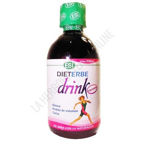 Dieterbe Drink drena y sacia Esi 500 ml.