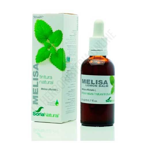 Extracto de Melisa XXI  Soria Natural 50 ml. con dosificador