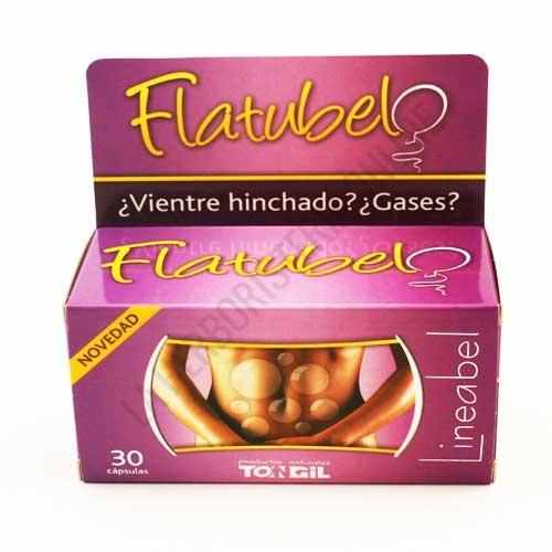 NivelFlatu (antes Flatubel) Tongil 30 cápsulas - Flatubel de Lineabel (Tongil) contiene ingredientes naturales que ayudan a neutralizar los gases acumulados en el intestino, proporcionando una sensación inmediata de bienestar.