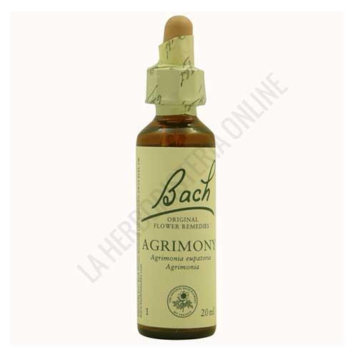 Flores de Bach Originales 1 Agrimony - Agrimonia 20 ml.