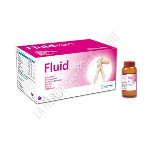 Fluidven Piernas Cansadas Pharmadiet 15 viales -