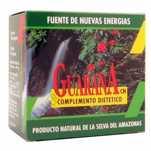 Guaraná CN Dietéticos 100 cápsulas -