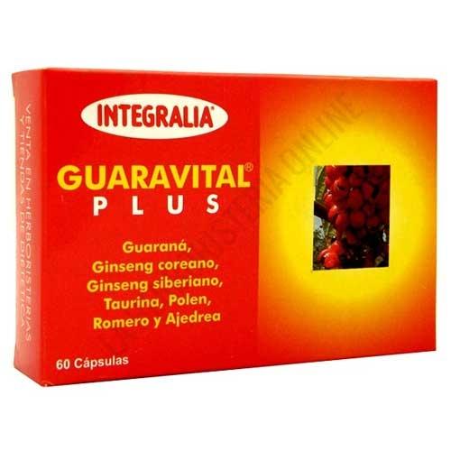 Guaravital Plus Integralia 60 cápsulas -