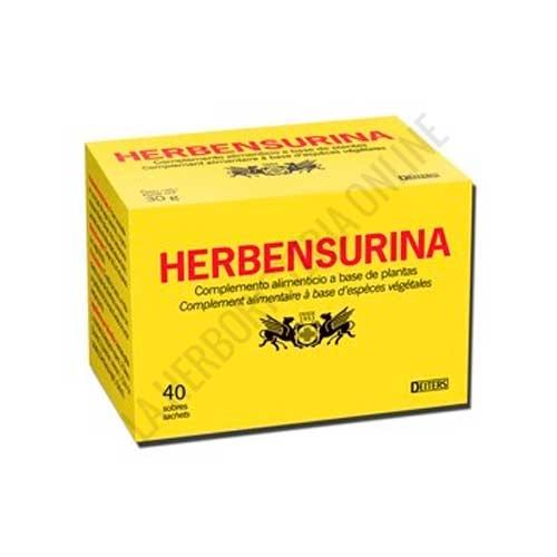 Herbensurina Deiters 40 sobres para infusión