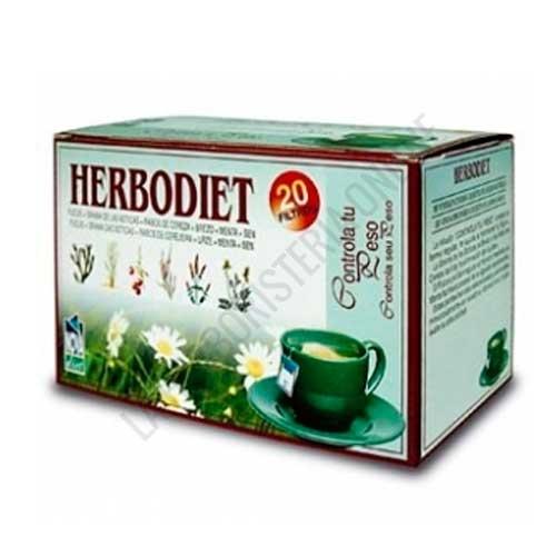 Herbodiet Controla tu Peso Novadiet 20 infusiones