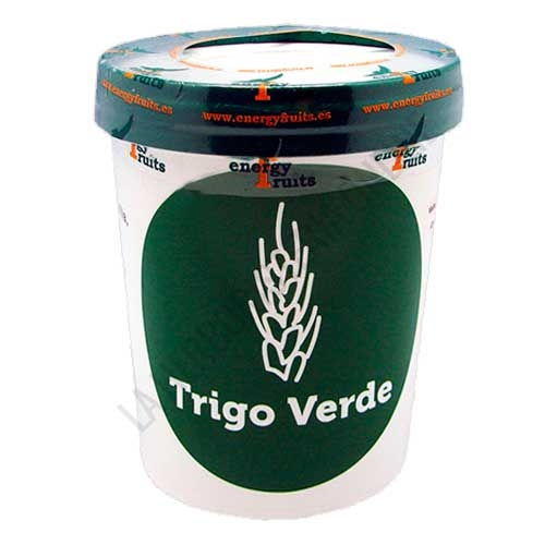 Hierba de Trigo Verde pulverizada Ecológica Superfoods Energy Fruits 150 gr. -