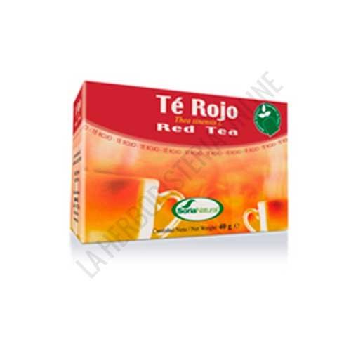 Té Rojo Soria Natural 20 infusiones