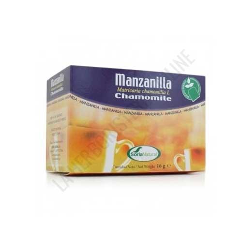 Manzanilla Soria Natural 20 infusiones