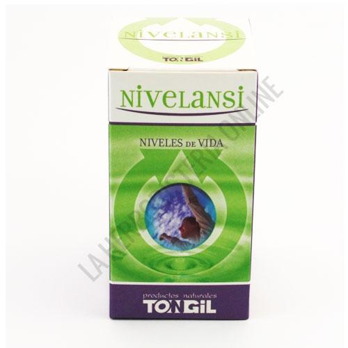 Nivelansi Tongil cápsulas - Nivelansi de Tongil contiene una formulación exclusiva que ayuda a equilibrar el sistema nervioso en estados de agobio y nerviosismo, de manera natural.