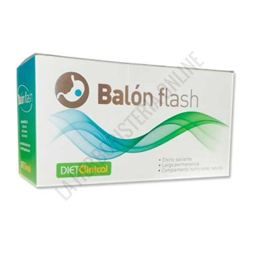 OFERTA - Balón Flash efecto saciante Diet Clinical 30 sobres
