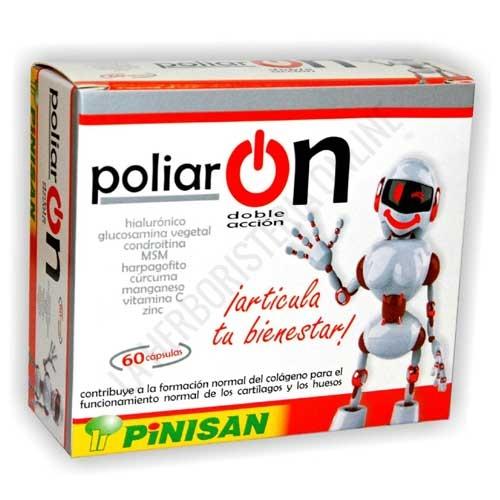PoliarON Pinisan 60 cápsulas -