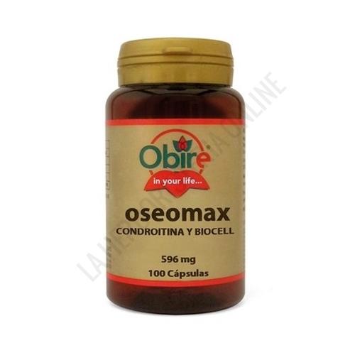 Oseomax Condroitina, Colágeno, Magnesio, Vit. C Obire 100 cápsulas -