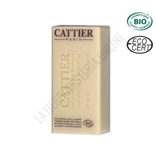 Jabon Karité pieles secas Cattier 150 gr.