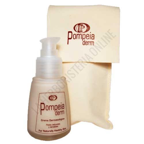 Crema Pompeia Derm Fiori di Pompeia 50 ml. - Pompeia Derm es una crema específica para pieles sensibles, frágiles y delicadas que desarrolla una acción altamente protectora y regeneradora gracias a la efectividad de sus agentes calmantes e hidratantes.
