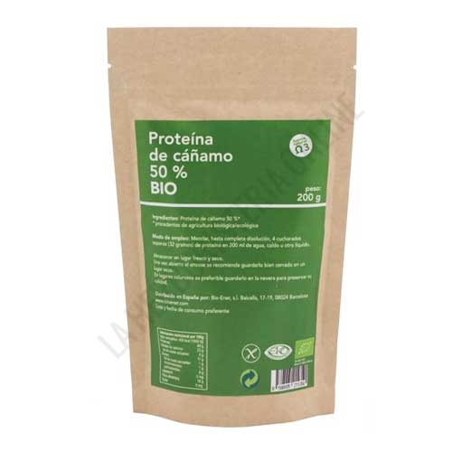 Proteína de Cáñamo Bioener 200 gr. -