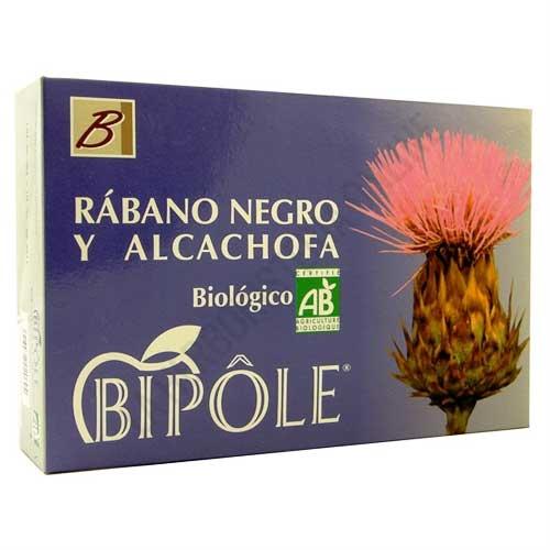 Rábano Negro y Alcachofa Bipole Intersa 20 ampollas