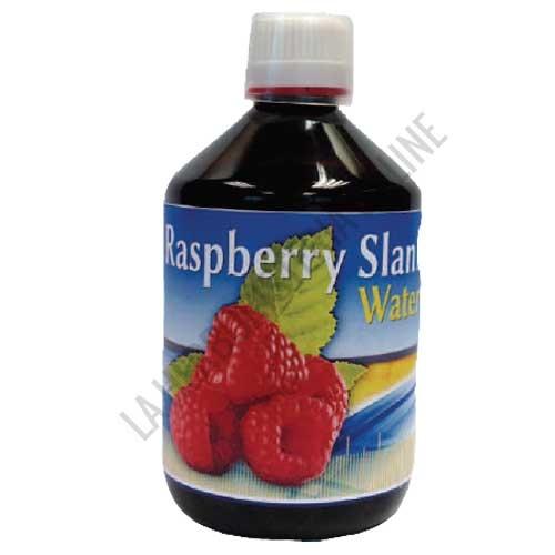Raspberry Slank Water frambuesa líquida Espadiet 500 ml. - Raspberry Slank Water es una formulación a base de extractos de frambuesa líquida, Purpura Bacca y Citrus que contribuye a transformar la grasa corporal almacenada en energía y a eliminar las toxinas acumuladas.