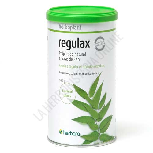Regulax tránsito intestinal Herbora 100 gr.