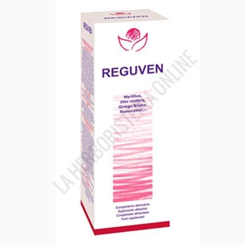 Reguven Piernas Cansadas y Varices Bioserum jarabe 250 ml. -