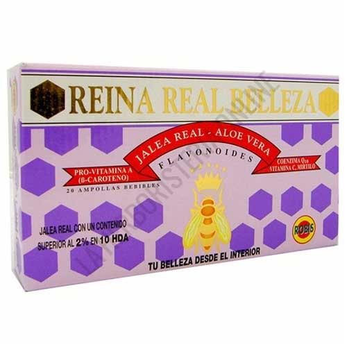 Reina Real Belleza Jalea Real Robis 20 ampollas