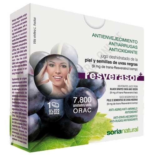 Resverasor Plus Soria Natural 28 comprimidos