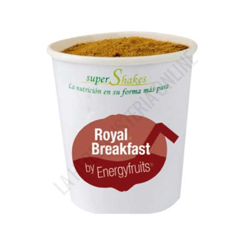 Batido Revitalizante Royal Breakfast Superfoods Energy Fruits 250 gr.