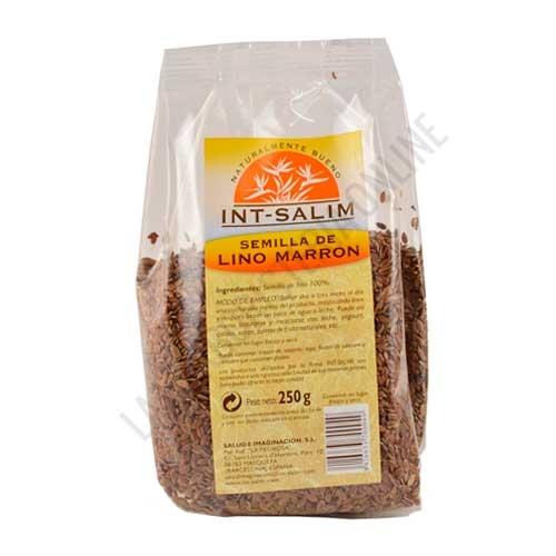 Semilla de Lino marrón Intsalim 250 gr. -