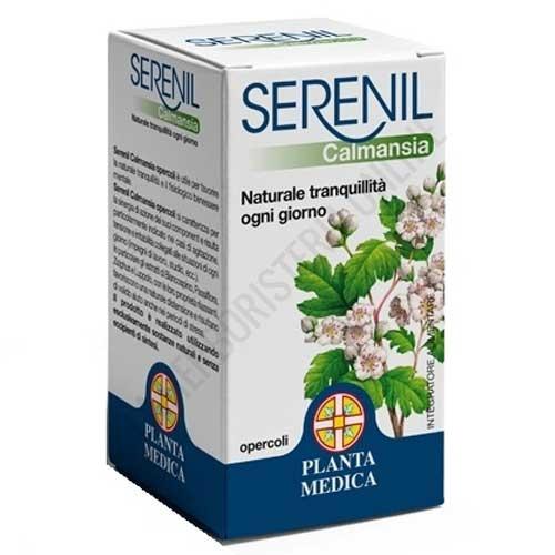 Serenil Calmansia Planta Médica 50 opérculos