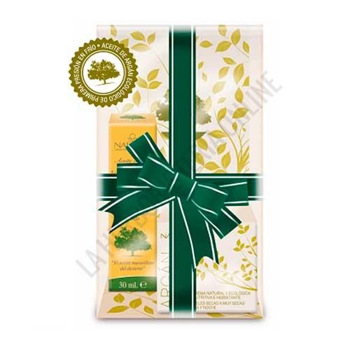 Set Facial Crema de Argán Ecológica + Aceite de Argán Natysal - Disfruta de las maravillosas cualidades del Aceite de Argán con este set compuesto por 1 Aceite de Argán de 1ª Presión en Frío + 1 Crema Facial de Argán Natural Eco.