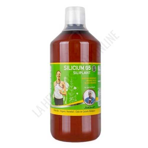 Silicio Organico Silicium G5 Siliplant Dr. Loic de Ribault Original Silicium España 1 litro