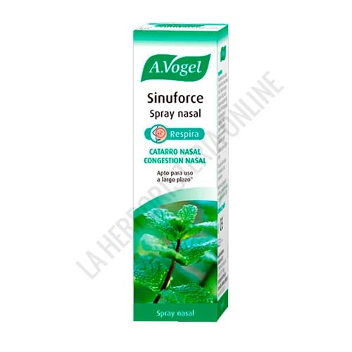Sinuforce Spray Nasal Respira A. Vogel 20 ml.