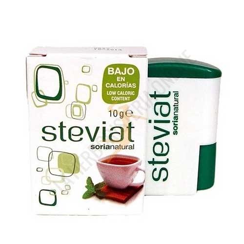 Steviat edulcorante Soria Natural 200 comprimidos