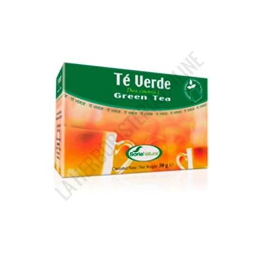 Té Verde Soria Natural 20 infusiones