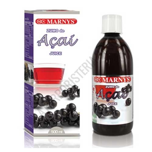 Zumo de Açaí Superantioxidant Bio Marnys 500 ml. -