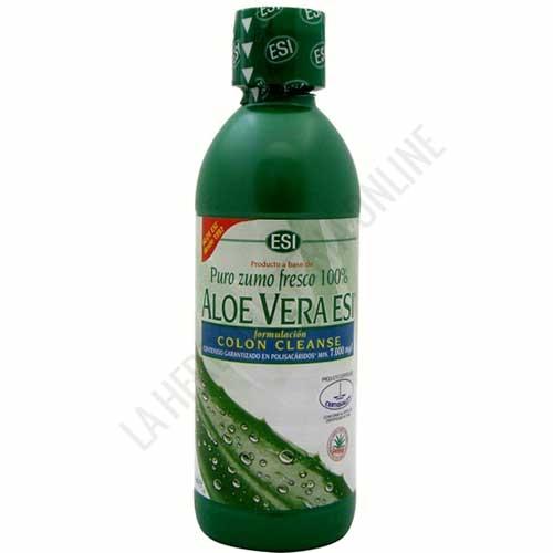 Aloe Vera Zumo Colon Cleanse Esi 500 ml. -